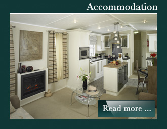 Caravan holiday homes for hire near Bournemouth at Meadowbank Holidays Christchurch UK
