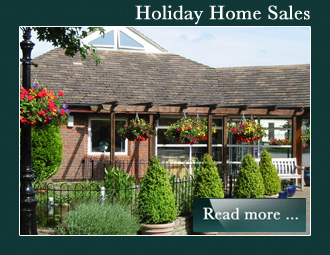 Caravan holiday homes for sale near Bournemouth at Meadowbank Holidays Christchurch UK