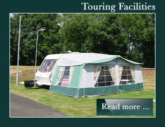 Touring Facilities at Meadowbank Holidays